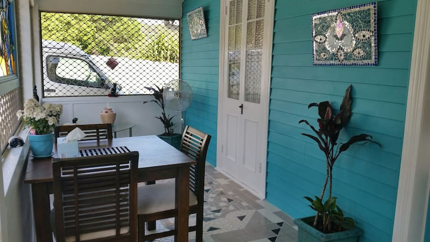 Leila's cottage - home away from home