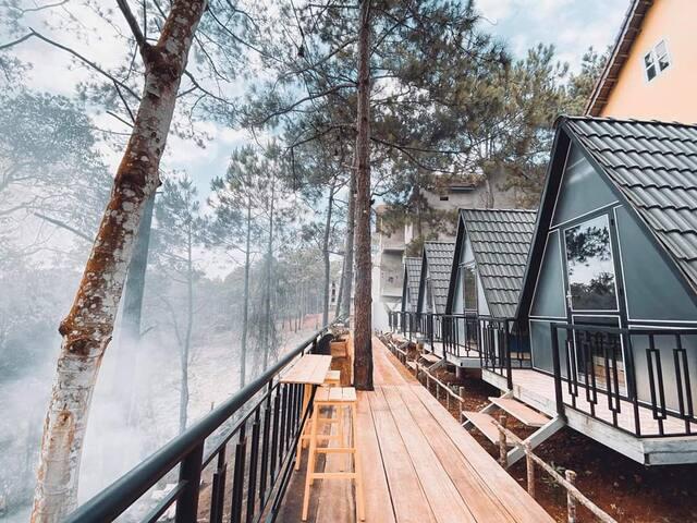 Kon Plông的民宿