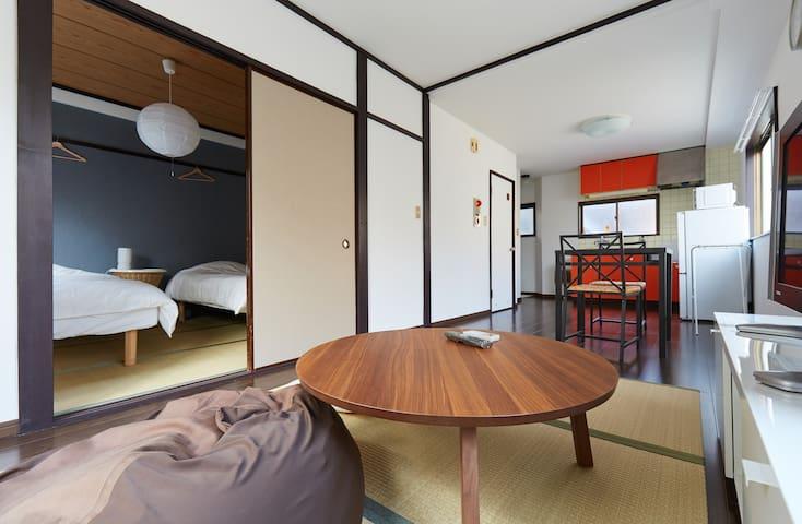 Kawasaki Nakahara-ku的民宿