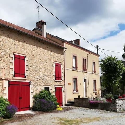 Arnac-la-Poste的民宿