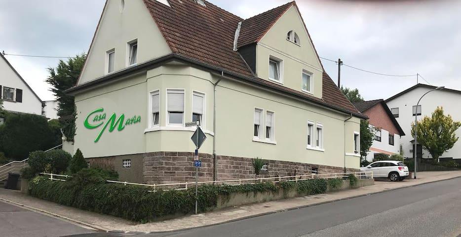 Sankt Wendel的民宿