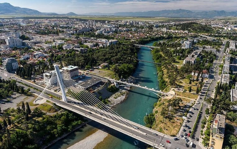 S&P lux apartman Podgorica