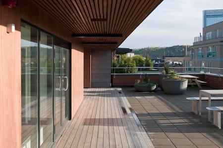 Most exciting area in Oslo (modern/new building)