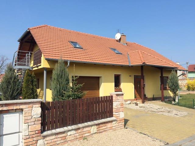 Mikulov的民宿