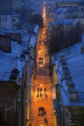 圣彼得堡的体验