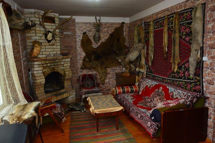 Vanadzor的民宿