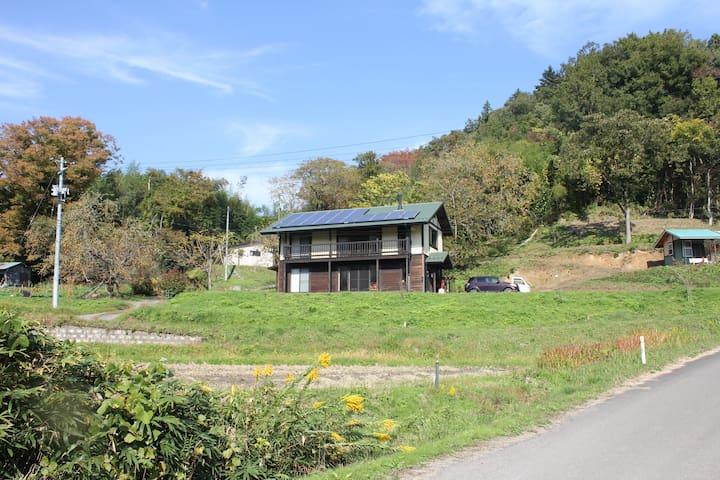 Marumori-machi, Igu-gun的民宿