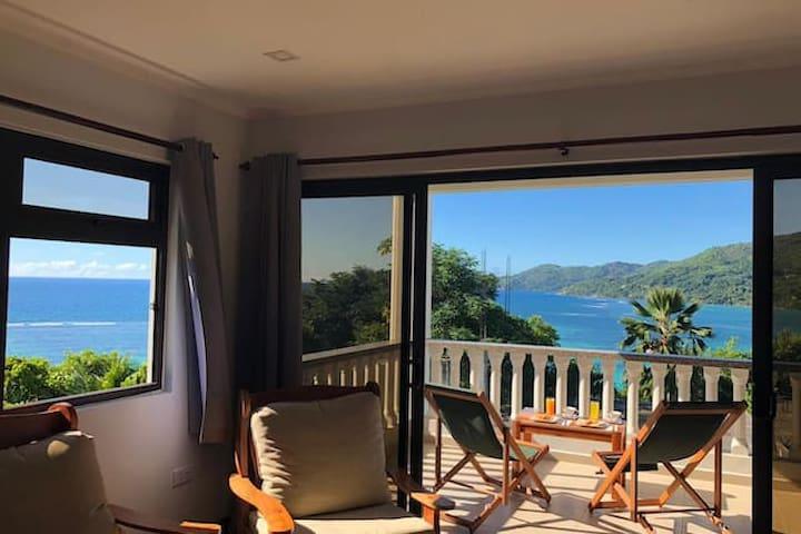 Mahe-Seychelles的民宿