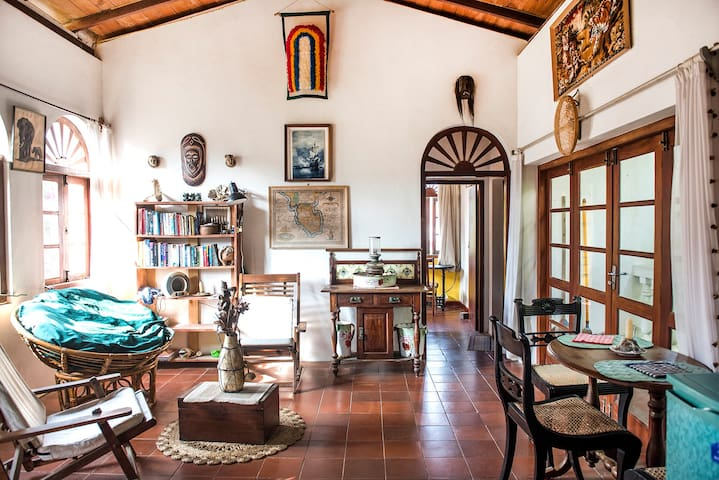 Apartment in the magical Galle Fort...