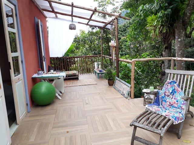 Jardim Nova Madalena的民宿