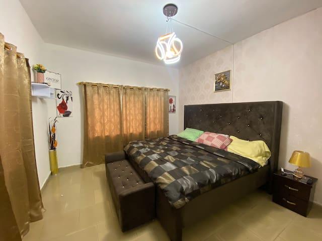 Kumasi的民宿