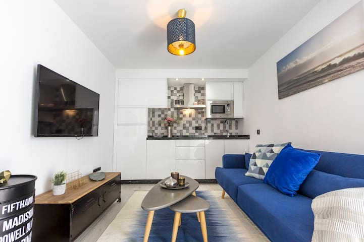 Beautiful new apartment in the center of Malaga