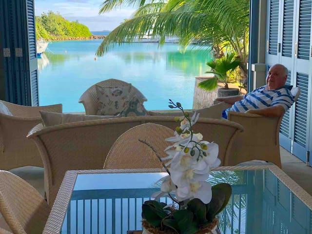 Eden Island  Seychelles 的民宿