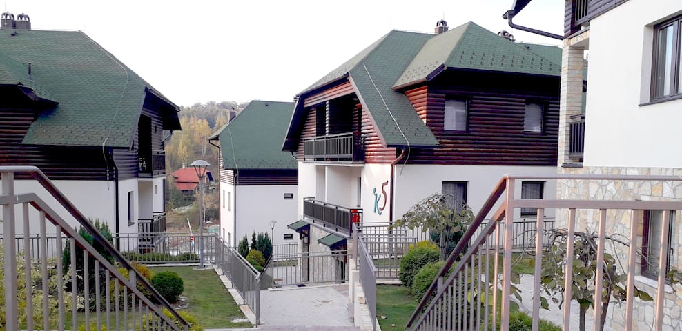 兹拉蒂博尔(Zlatibor)的民宿