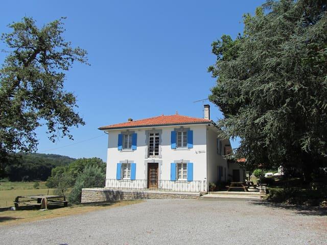 Saint-Jean-de-Marsacq的民宿