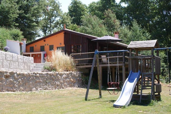 Casa Mimosa with private sauna