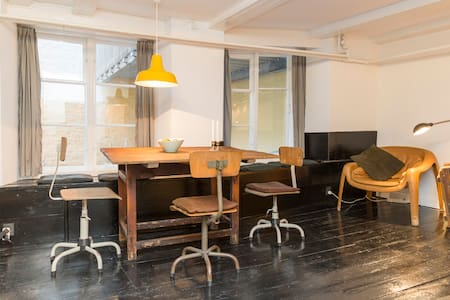 Central Cph. Guest apartment