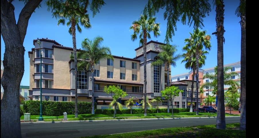 1 BD 2Qn hotel suite near Disney Parks