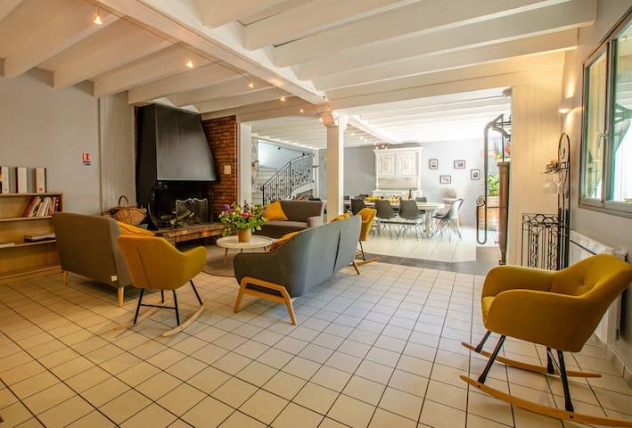 Bar-sur-Seine的民宿