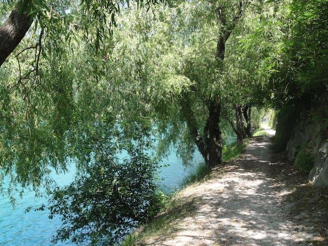 Apartma Jezero in Modrej  near emerald Soča lake