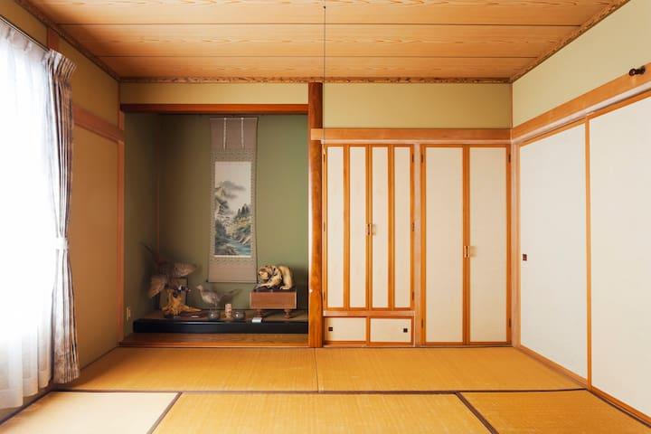 Obihiro-shi的民宿