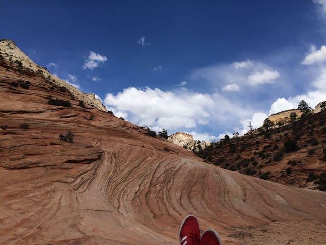The Hirschi Hideout - Zion/Southern Utah