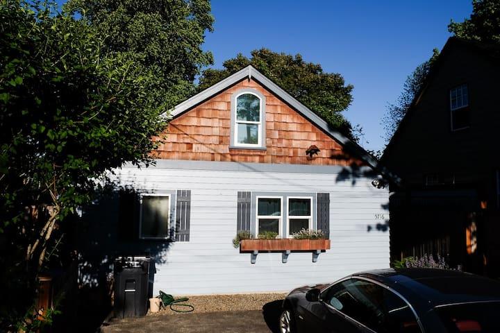 Portland Urban Cottage