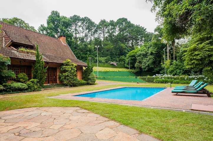 Beautiful House in Granja Viana