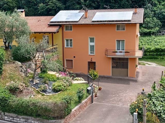 """""""Casa nel vigneto""""  codice CIPAT 022248-AT-321718"""