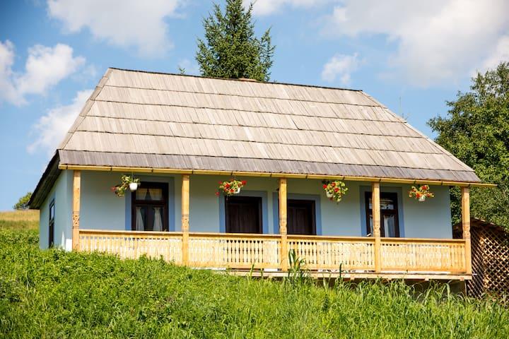 Ghimeș的民宿