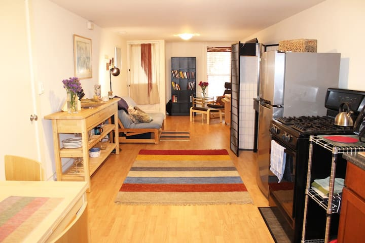 Charming One Bedroom in Noe Valley