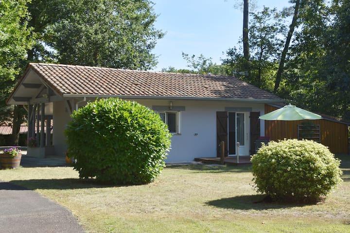 Rion-des-Landes的民宿