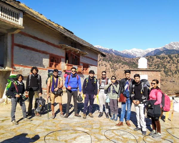 Bhatwari的民宿