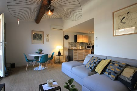 Apartment Avignon Center Wifi / A/C / Terrace