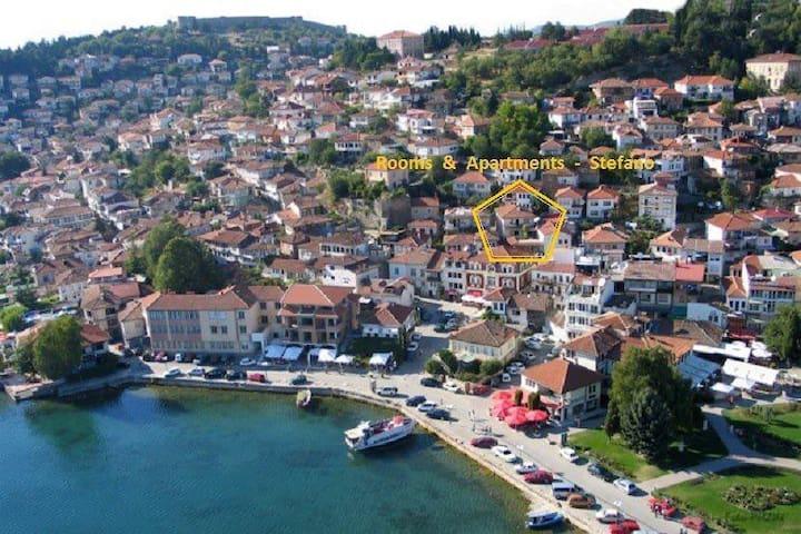 Municipality of Ohrid的民宿
