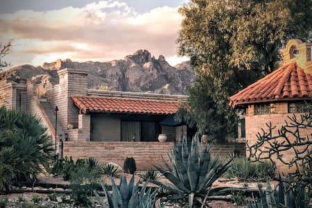 "Catalina Foothills West ""Rojo"" Suite Rooftop Patio"