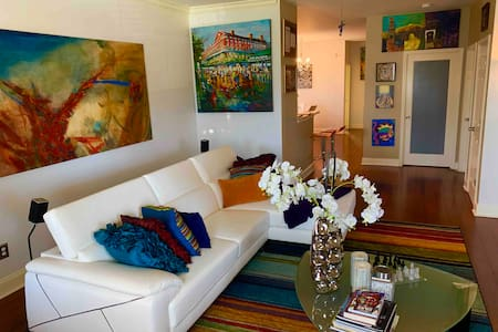 Nu'Orleans Cottage Home 7 - Minutes To Downtown