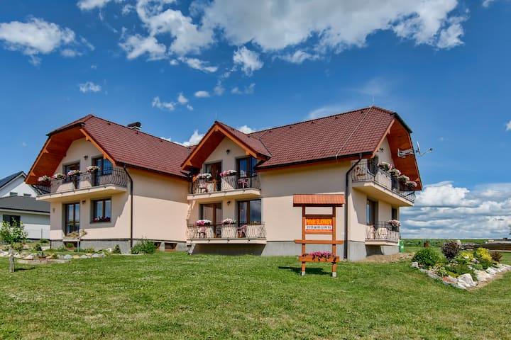 Malý Slavkov的民宿
