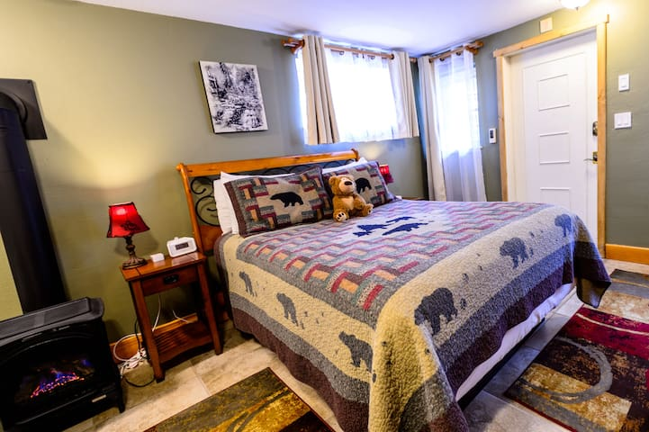 Alpen Way Chalet Mountain Lodge - Carefree Room