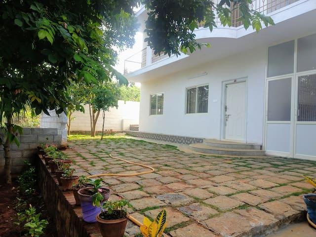 SHREEYAA'S &ANANDHI'S holiday suite lovely views