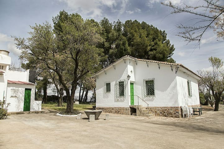Almagro的民宿