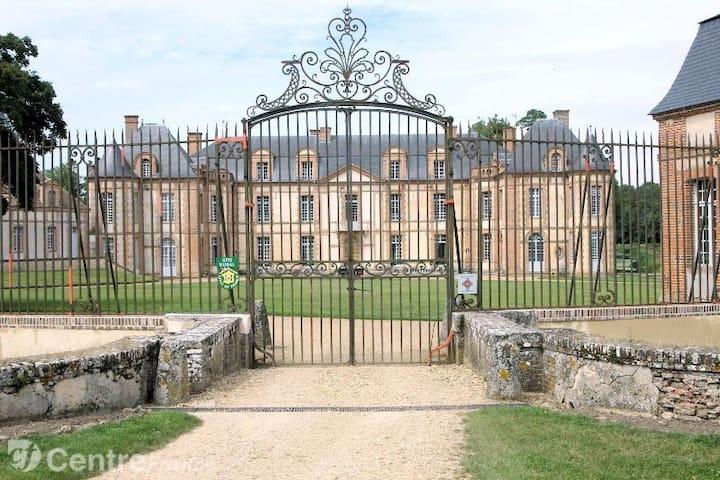 Montigny-sur-Avre的民宿