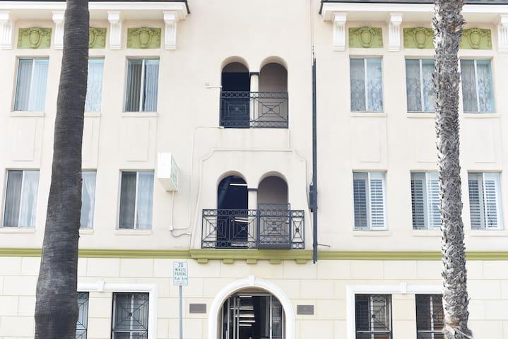 长滩的民宿