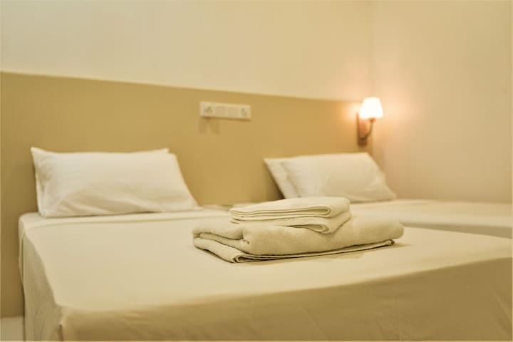 Modern Room for Budget Travellers