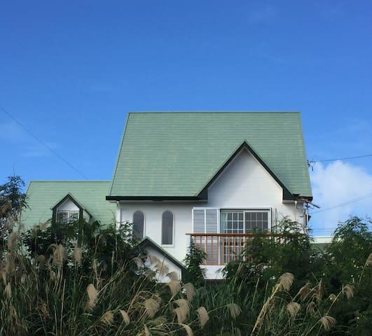Tamagusuku, Nanjō-shi的民宿