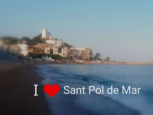 Sant Pol de Mar的民宿