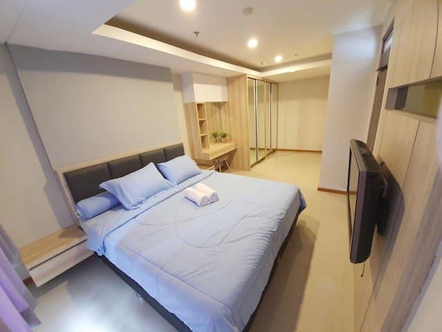 Comfy Apartement Gateway Pasteur Bandung