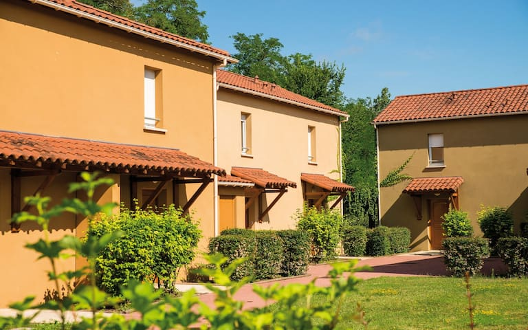 贝尔热拉克(Bergerac)的民宿