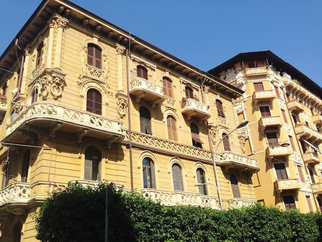 拉斯佩齐亚的民宿