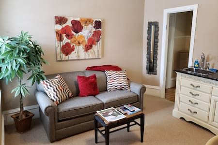 Downtown Traverse City Suite - Full of AMENITIES!